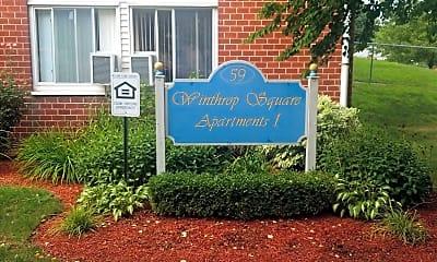 Winthrop Square Apartments, 1