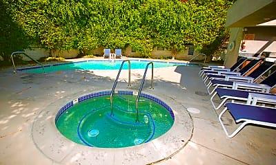 Pool, 7917 Selma Ave, 2