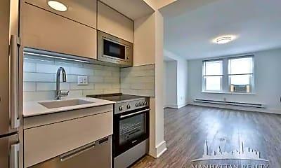 Kitchen, 320 W 54th St, 1