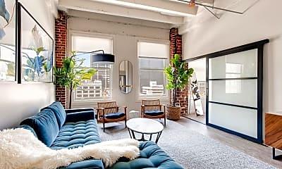 Living Room, 625 Broadway, 1