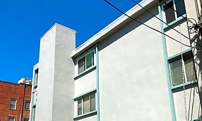 Building, 2115 Haste St, 1