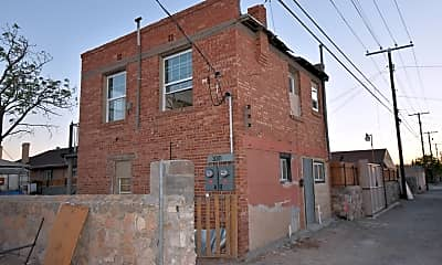 Building, 3311 Hueco Ave, 0
