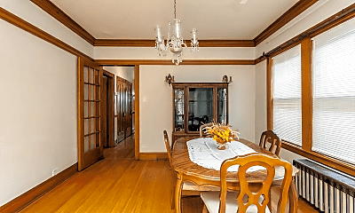Dining Room, 5349 W Drummond Pl, 2
