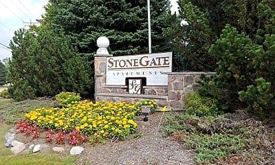 Stone Gate Apartments, 1