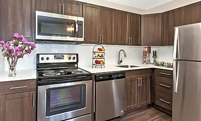 Kitchen, Valley Park, 1