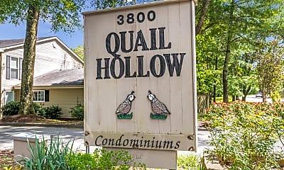 Community Signage, 3985 N Quail Ln, 2
