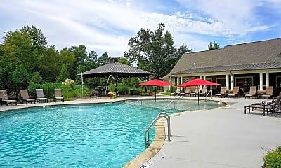 Pool, Brigham Woods, 1