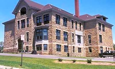 Mineral Point School Apartments, 0