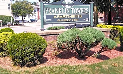 Franklin Towers, 1