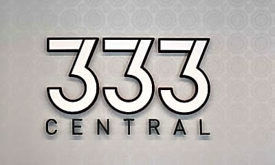Community Signage, 333 Central, 0