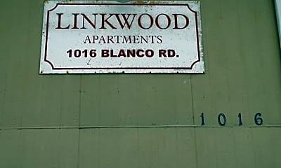 Community Signage, 1016 Blanco Rd, 1