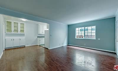 Living Room, 3740 Veteran Ave 2, 1