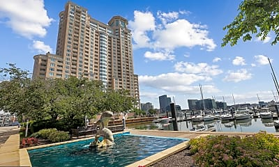 Pool, 100 Harborview Dr 903, 0