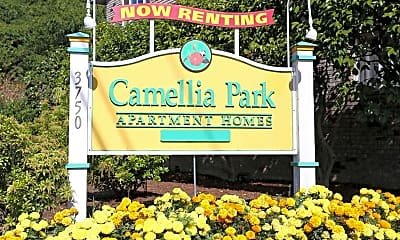 Community Signage, Camellia Park, 1