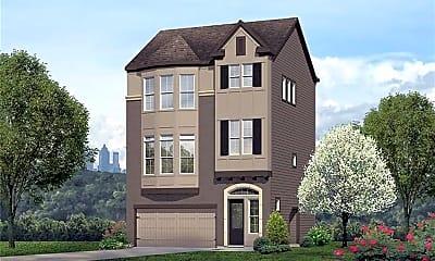Building, 608 Broadview Terrace NE, 0