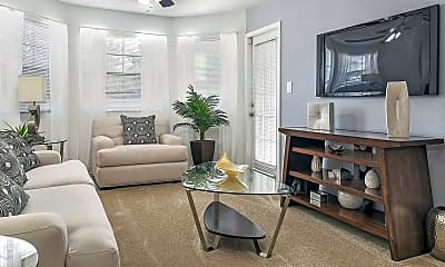 Living Room, Franklin Woods, 1