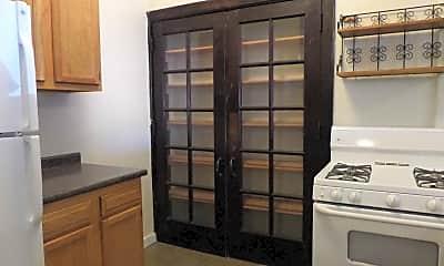 Kitchen, Moose Lodge Apartments, 1