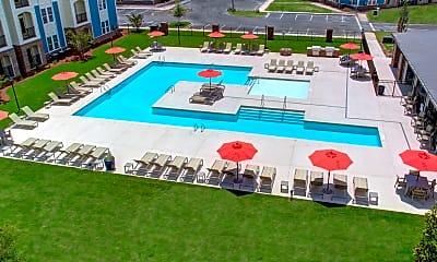 Pool, Beckstone, 0