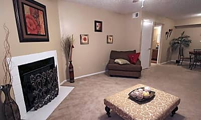 Living Room, Springfield Crossing, 1