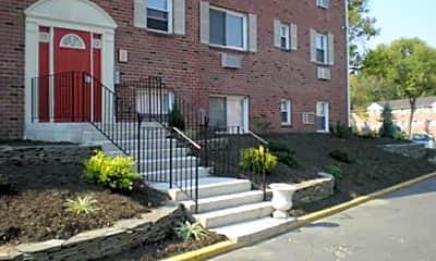 Building, Spring Garden Apartments, 0