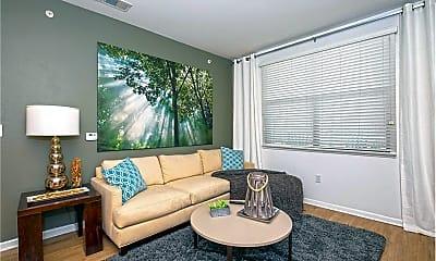 Living Room, 1233 N Peak St, 2