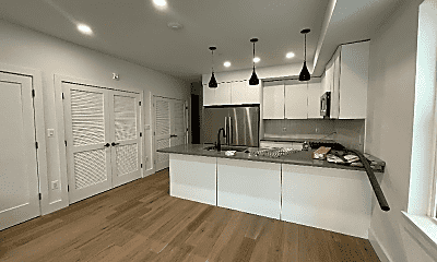 Kitchen, 3230 13th St NW, 1