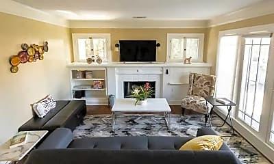Living Room, 1058 Allen Ave, 0