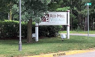 RED MILL VILLAGE, 1