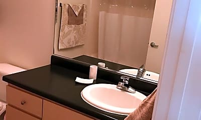 Bathroom, 510 E 3rd St, 2