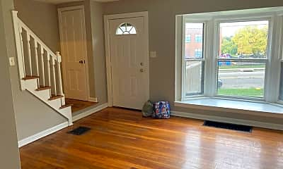 Living Room, 1356 Huffman Ave, 1