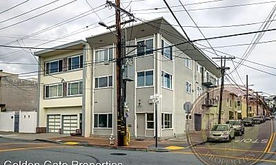 Building, 750 Rutland St, 1