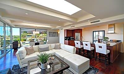 Living Room, 7147 E Rancho Vista Dr 6011, 0