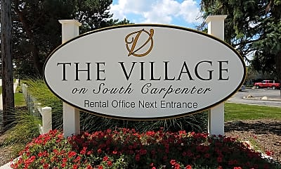 The Village on South Carpenter, 1
