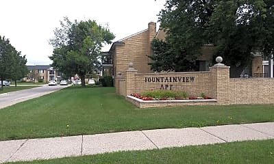 Fountainview Terrace Apartments, 1