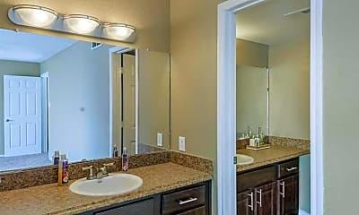 Bathroom, Remington Hills At Las Colinas, 2