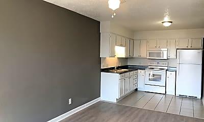 Kitchen, 420 N Gilmer St Apt 23, 1