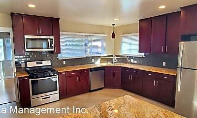 Kitchen, 11733 La Maida Street, 1