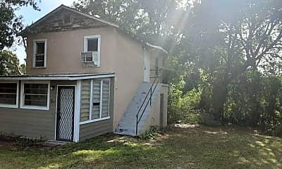 Building, 414 1/2 S Miami St, 1