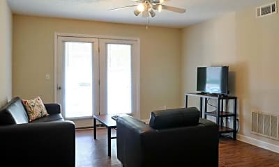 Living Room, Greenhill at Columbus, 1