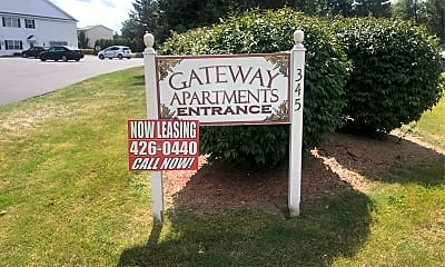 Senior Gateway Apartments, 1