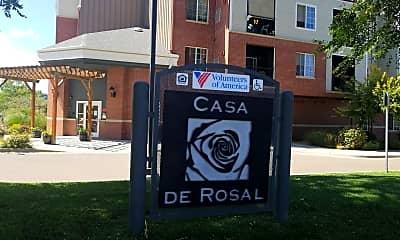 Casa De Rosal, 1
