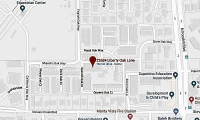 Community Signage, 22684 Liberty Oak Ln, 2