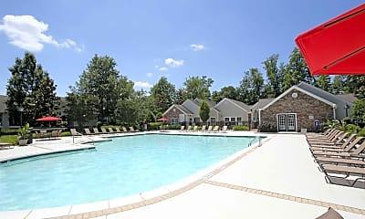 Pool, Lake Cameron, 1