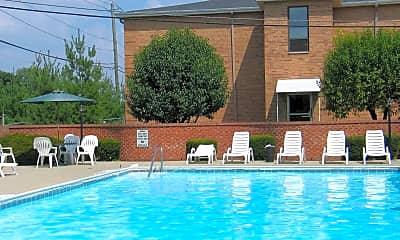 Pool, Wilson Plaza, 1