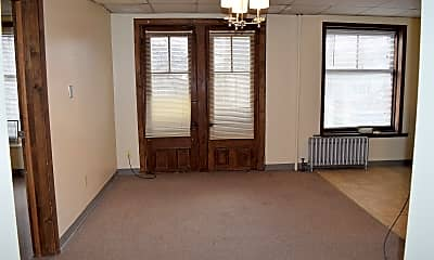 Bedroom, 134 W High St, 1