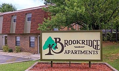 Community Signage, Brookridge, 2