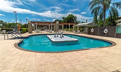 Pool, 2504 Antigua Terrace M3, 2