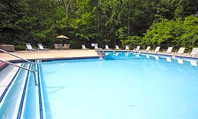 Pool, Newport Woods, 2