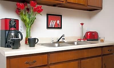Kitchen, Hinsdale Lake Terrace, 0