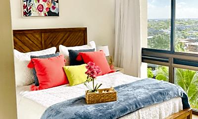 Bedroom, 501 Hahaione St, 1